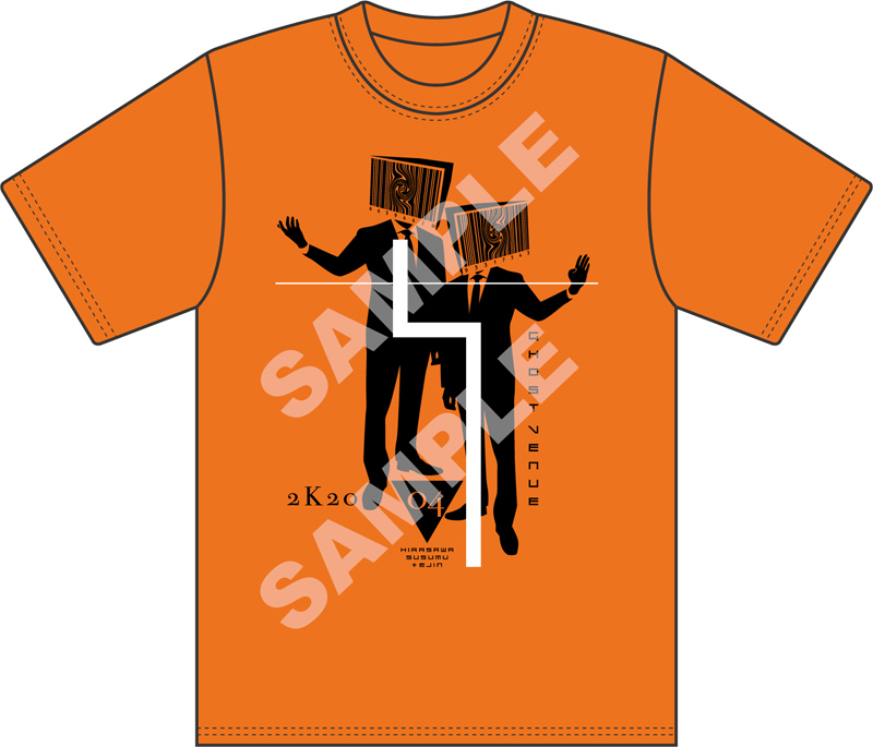 会然TREK 2K20▼04 GHOST VENUE Tシャツ (XS)